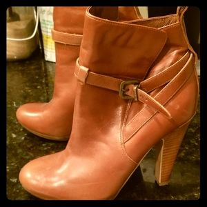 Tan-Brown Boots